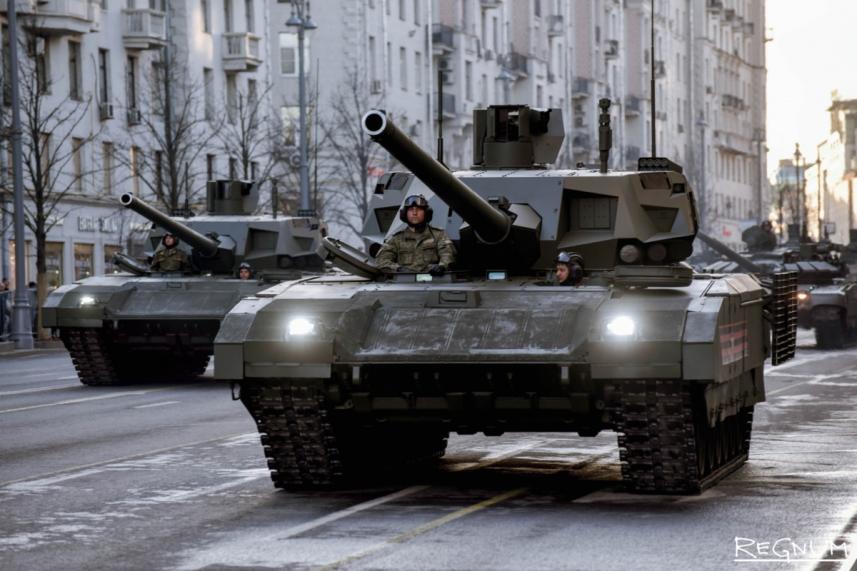 Орос танкууд дэлхийн топ-5-д оржээ
