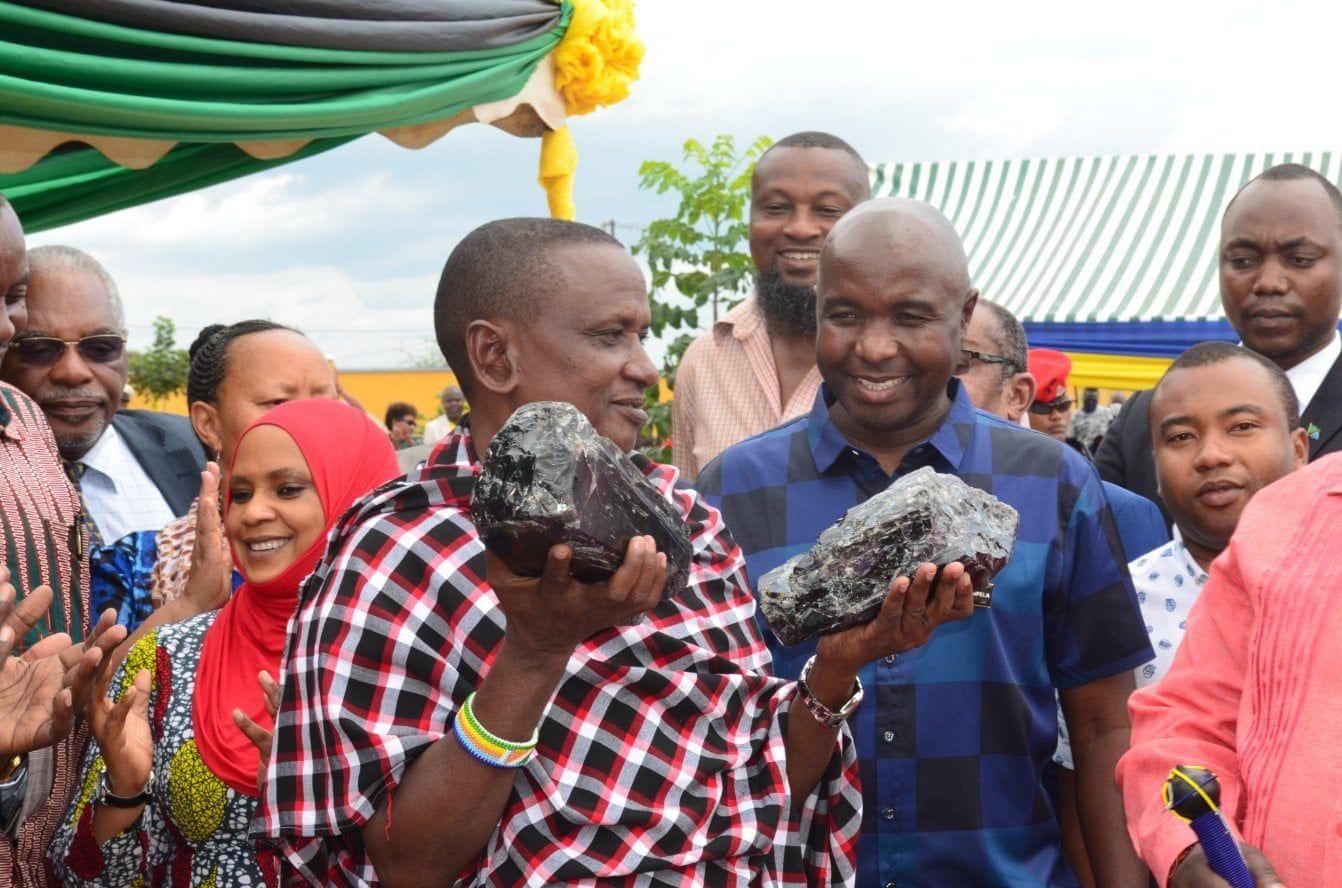 """Танзанид ховор үнэт чулуу олборлосон """"нинжа"""" саятан болжээ"""