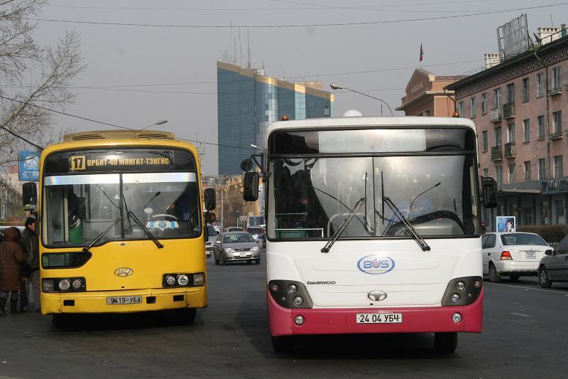 Оюутнууд автобусаар цаг харгалзахгүй үйлчлүүлэх эрхтэй