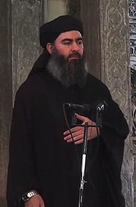 """""""Исламын улс"""" бүлэглэлийн тэргүүнийг бөмбөгджээ"""