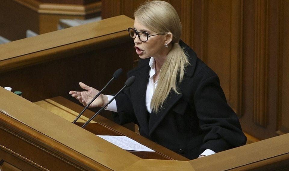 Тимошенко Крымыг буцаан авч, нөхөн төлбөр төлүүлнэ