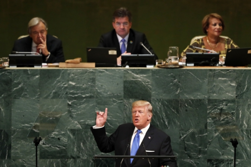 БНАСАУ-ын Гадаад хэргийн сайд Tрампын үгийг