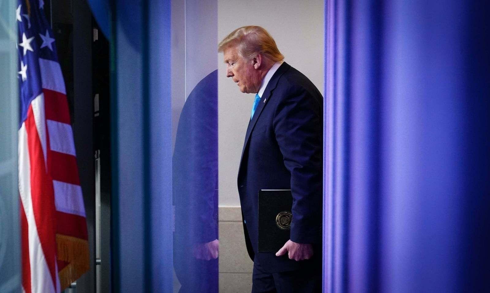 """Трампын жин нэмэгдсэн ч эмч нар """"цоо эрүүл"""" гэж дүгнэжээ"""