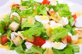 Цезарь салат хэрхэн хийх бэ