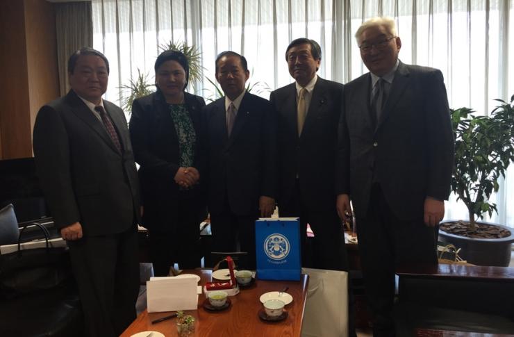 Найрсаг Улаанбаатар хөтөлбөрийг хэрэгжүүлэхэд Япон Улс хамтран ажиллахаар боллоо