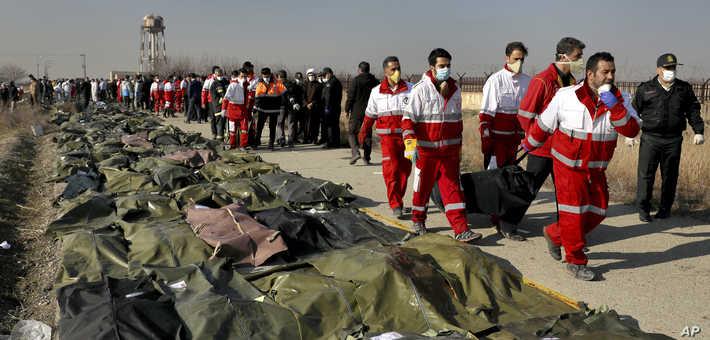 Жастин Трюдо: Украины онгоцыг иранчууд буудаж сөнөөсөн