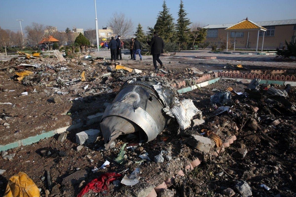 Украины нисэх онгоцыг Ираны пуужин харваж унагасан гэж АНУ-ын мэргэжилтнүүд дүгнэжээ