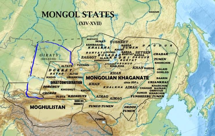 Монголчууд бидний жинхэнэ дайсан хэн бэ?