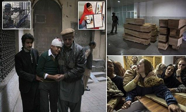 Талибаны террористууд Малала охины сургуулиас өшөө авч 132 хүүхдийн аминд хүрлээ