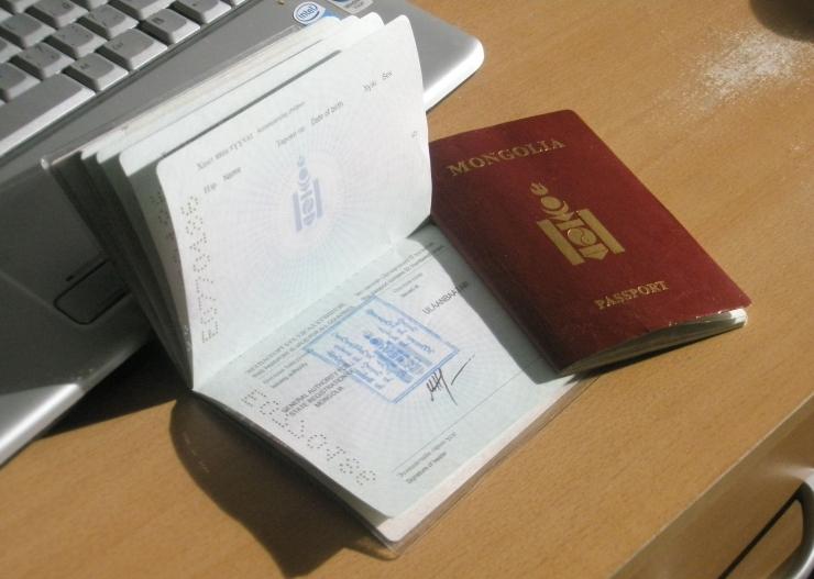 Хуучин загварын гадаад паспортаар ОХУ-ын нутаг дэвсгэрт зорчиж болно