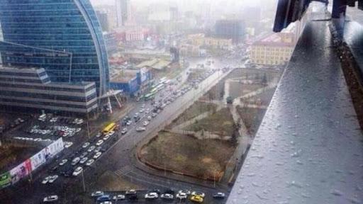 Өнөөдөр Улаанбаатарт 14-16 градус, бороотой орно
