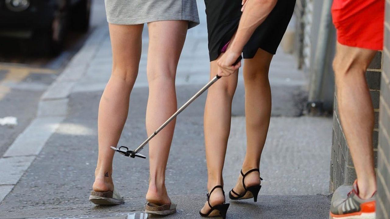Герман улс бүсгүйчүүдийн хормойн доороос зураг авахыг гэмт хэрэгт тооцох гэж байна