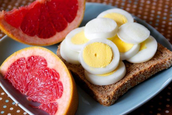 Өндөгний дэглэмээр жингээ хасах арга