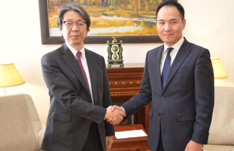 Монгол, Орос, Хятадын тээврийн сайд нарын 3 талт уулзалт боллоо