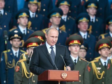 Путин: Орост тулган шаардахыг хэнд ч зөвшөөрөхгүй