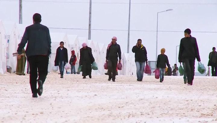 Сирийн дүрвэгсдийг агаараас бөмбөгдөн, НҮБ шоконд оржээ