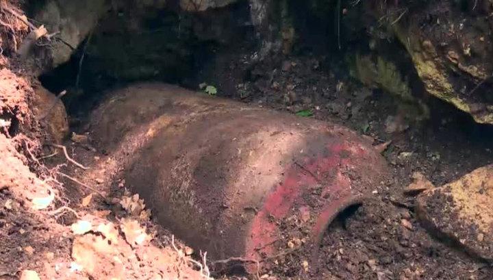 Дэлхийн хоёрдугаар дайны үеийн тэсрэх бөмбөгийг аюулгүй болгожээ