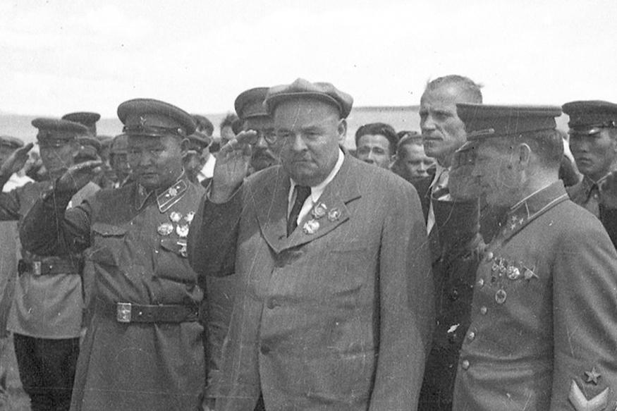 Халхын гол ба СССР-ийн тоглолт