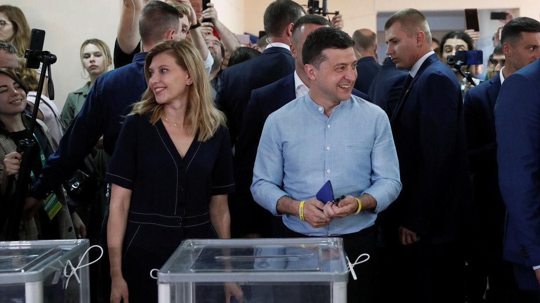 Украины парламентын сонгуульд шинэ ерөнхийлөгчийн