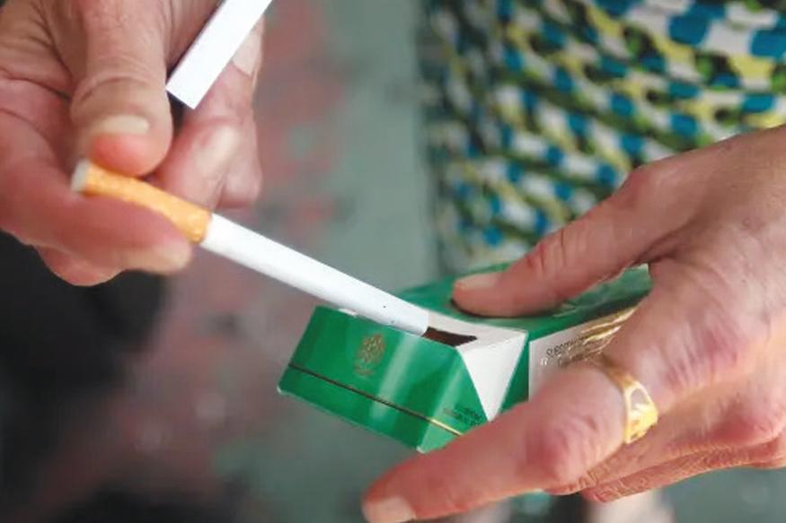 Гаатай болон электрон тамхийг хязгаарлаж болзошгүй